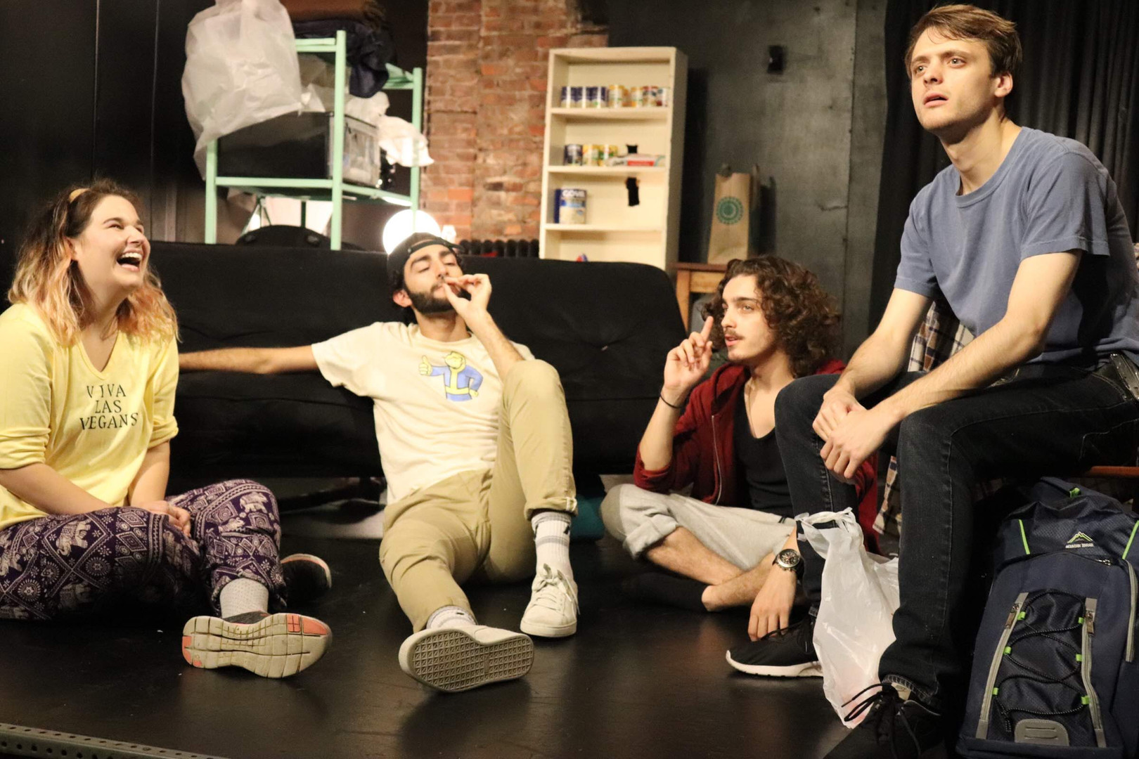 SCUM (Playwright, Bekah)