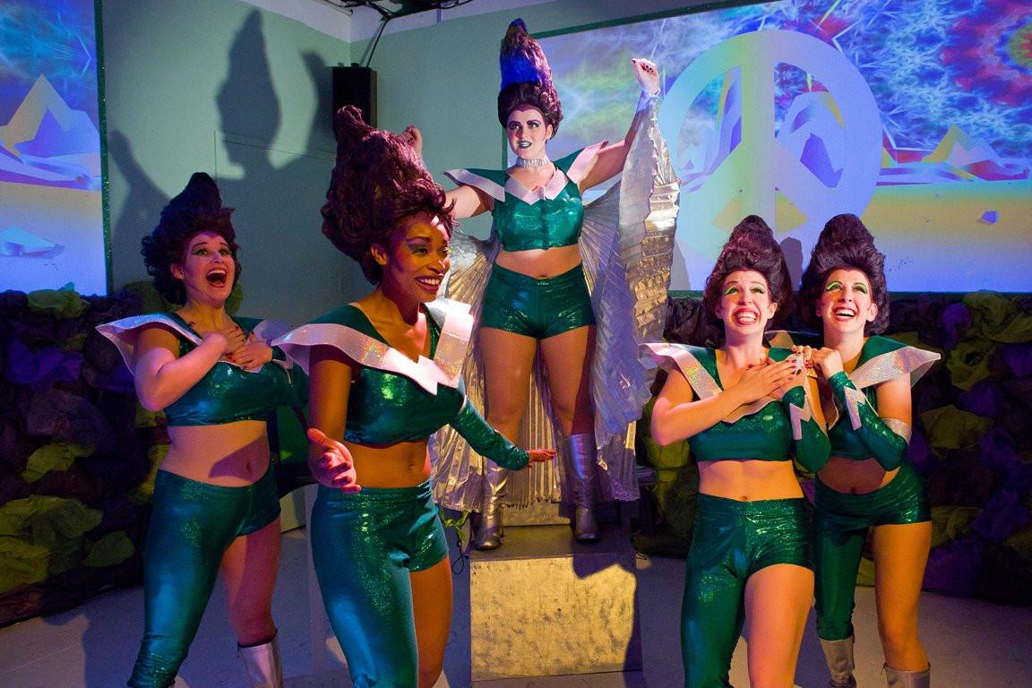 Wild Women of Planet Wongo (Wongette)