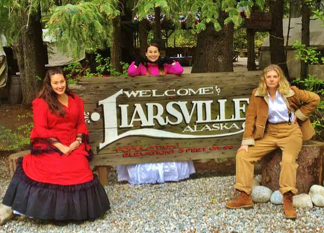 Liarsville Summer Theater (Lucy Screw)