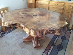 Camphor table