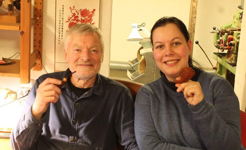 Denmark Trip - Visiting Kurt Balleby in 2017