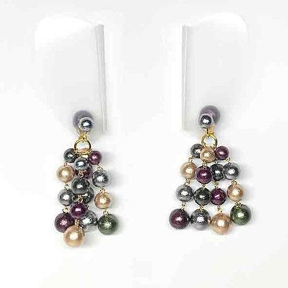 Amy Clip-on earrings