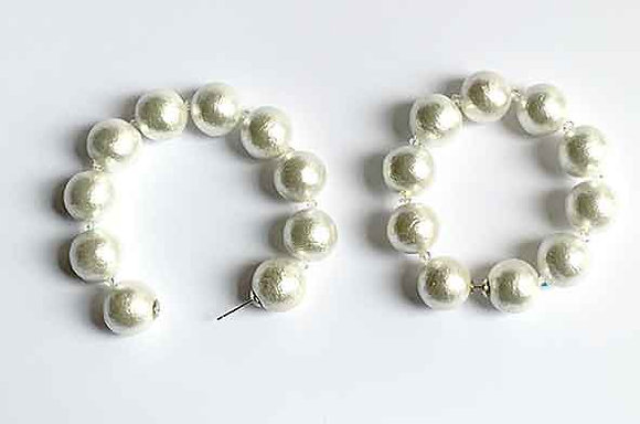 Creole 16 earrings