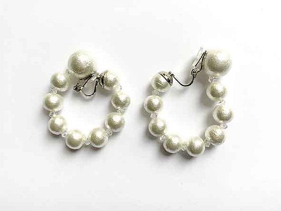Creole 8 earrings