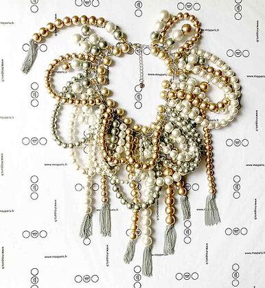 Shawl Necklace