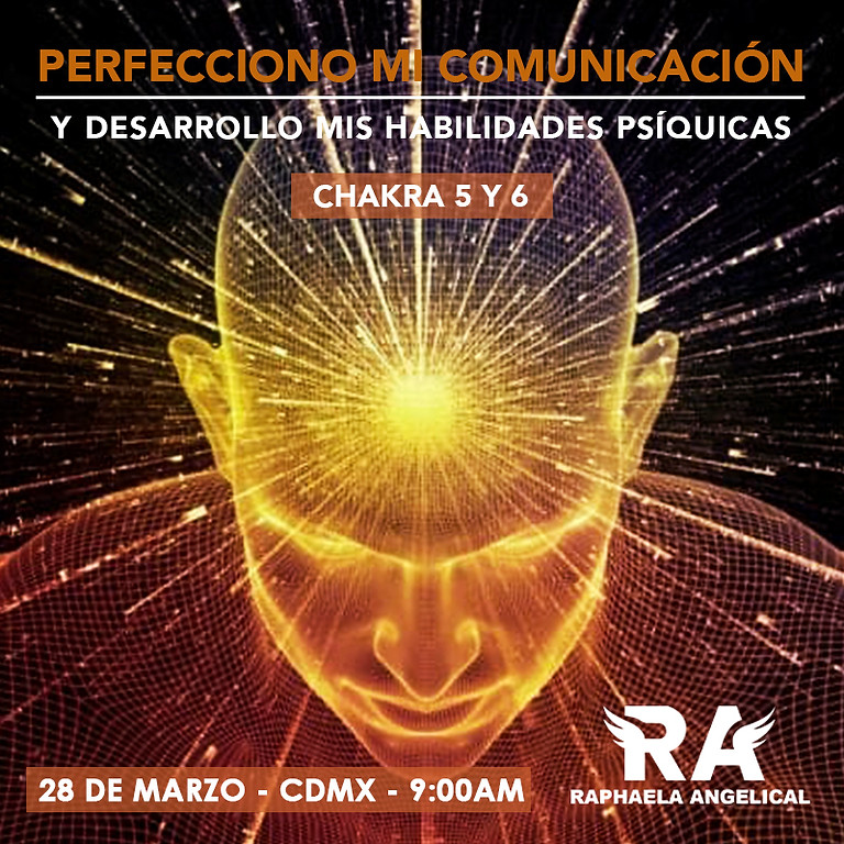 Perfecciono mi comunicación y desarrollo mis habilidades psiquicas