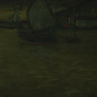 1931. In Split Harbour