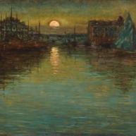 1900. Porto di Spalato