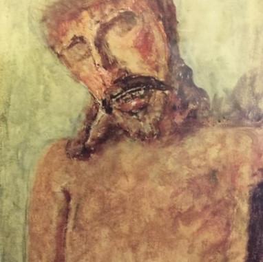 1940. Gotički Krist iz Trogira