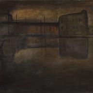 1921. In Split Harbour