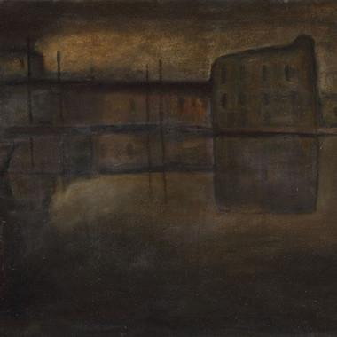 1921. Nel Porto di Spalato