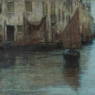 1903. Giudecca, il Tramonto