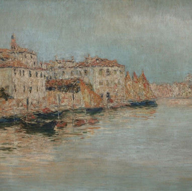 1900. - 1901. Venecija