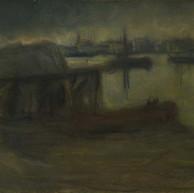 1925. Il Vecchio Cantiere Navale a Matejuska