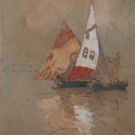 1895. - 1896. Sails