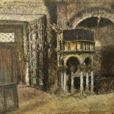 1939. Pulpit