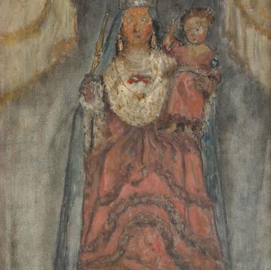 1940. La Madonna del Rosario