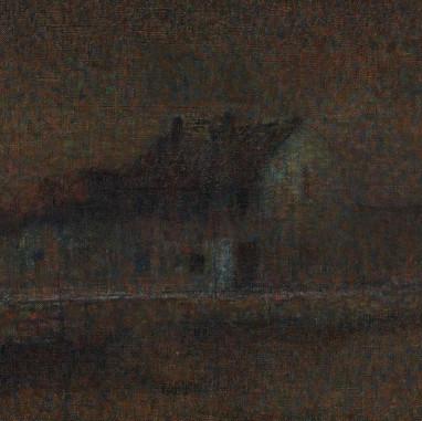 1914. - 1918. Ribarske kuće kraj Venecije