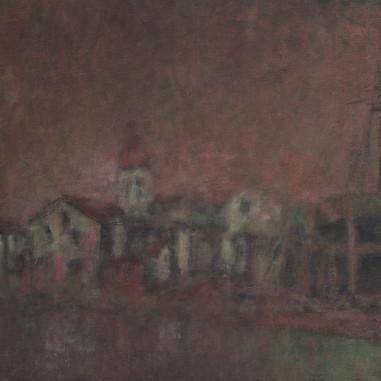 1952. Motiv iz Trogira