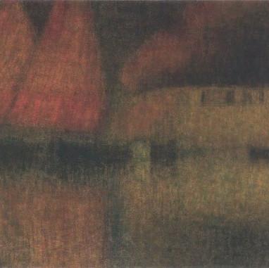 1908. Le Barche dei Pescatori a Chioggia