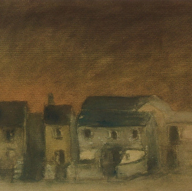 1923. The Peasants' Houses