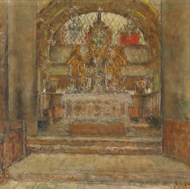 1938. Unutrašnjost Sv. Duje