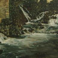 1895. - 1896. La cascata di Solinčica