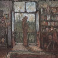 1943. Il Balcone nell'Atelier
