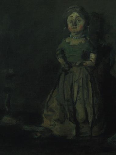 1928. Stara lutka