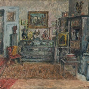 1941. Kućni atelijer