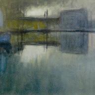1925. Morning in Split Harbour