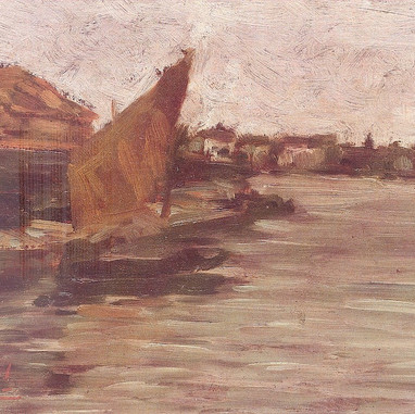 1896. - 1897. Motif from Chioggia