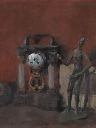 1926. Old Clock