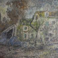 1950. Le Case sull'isola di Bue