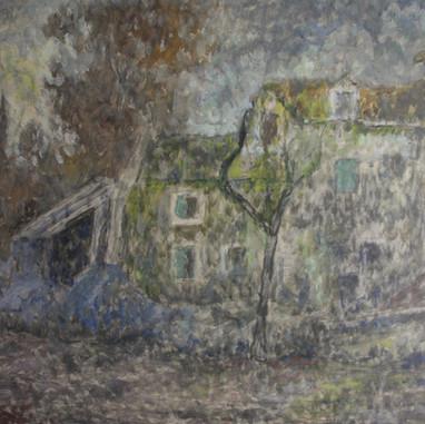 1950. Kuće na Čiovu