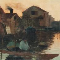 1896. Motif from Chioggia
