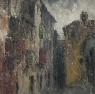 1946. Ulica u Splitu