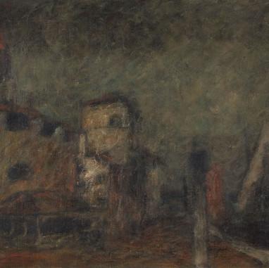 1932. Luka u Trogiru
