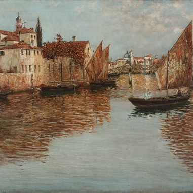 1899. - 1901. Venice