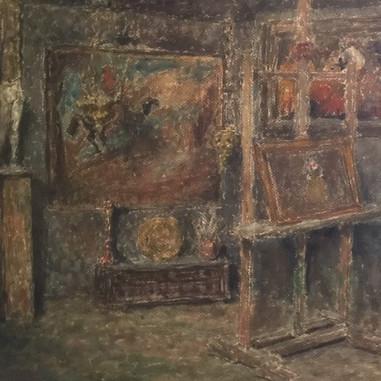 1948. Interijer atelijera