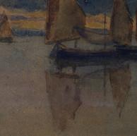 1908. Barche a Vela