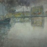 1925. Motif from Split Harbour