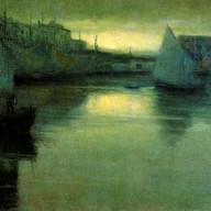 1905. - 1906. Split Harbour