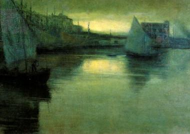 1905. - 1906. Porto di Spalato