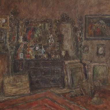 1942. Slikareva soba