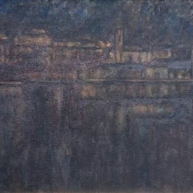 1920. - 1922. Il Tramonto
