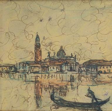 1929. San Giorgio Maggiore