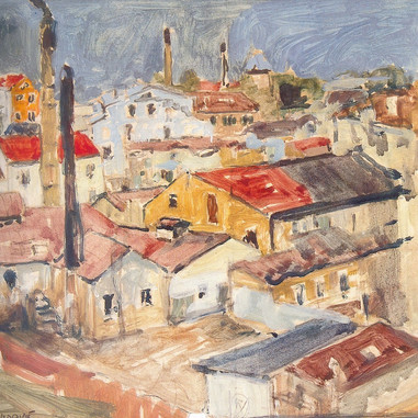 1937. Splitski krovovi