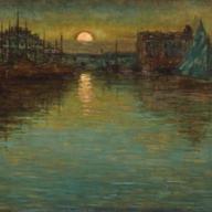 1900. Split Harbour