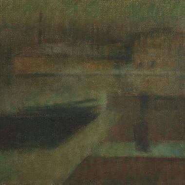 1921. Praskozorje u splitskoj luci